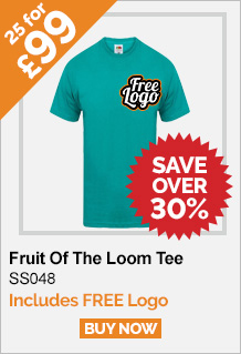 25 Fruit of the loom T-Shirts