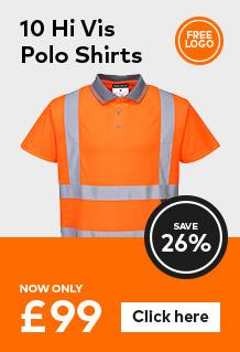 Portwest Hi Vis Polo Shirt
