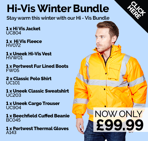 Hi-Vis Winter Bundle £99.99