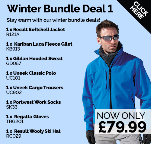 Winter Bundle Deal 1 - £79.99