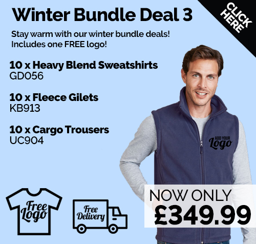 Winter Bundle Deal 3 - £349.99