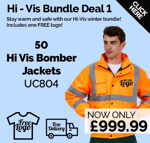 Hi-Vis Bundle Deal 1 - £999.99