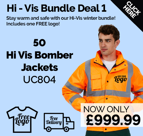 Hi-Vis Bundle Deal 1 - £999.99