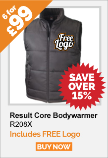 6 Result Body Warmers