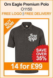 Orn Eagle Premium Polo Shirt