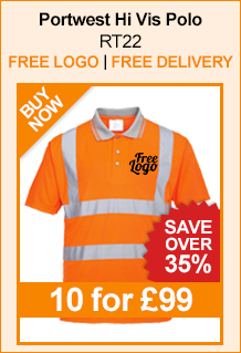 Portwest Hi Vis Polo