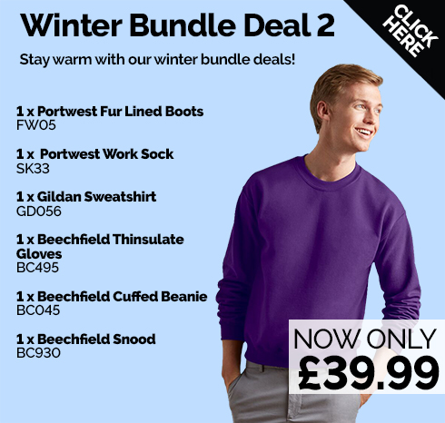 Winter Bundle Deal 2 - £39.99