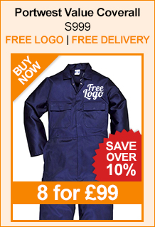 Portwest Value Coverall