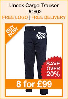 Uneek Cargo Trouser