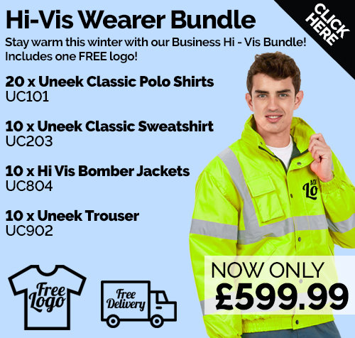 Hi-Vis-Wearer Bundle - £599.99