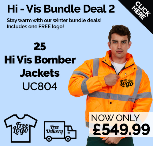 Hi-Vis Bundle Deal 2 - £549.99